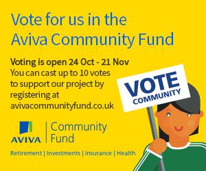 Aviva community fund vote