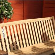 The Karen Rauch Memorial Bench